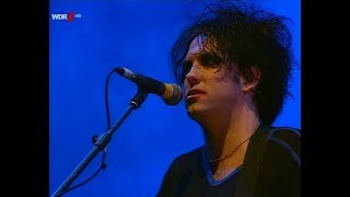 The Cure Sinking Live Video
