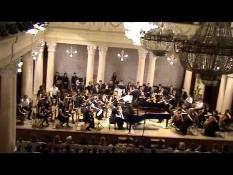 "B. Lyatoshinsky ""Slavic concert"""