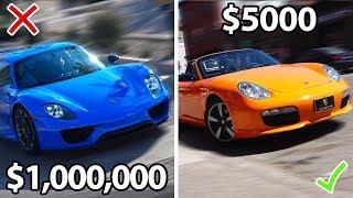 8 Supercar Alternatives You Can Actually Afford!!