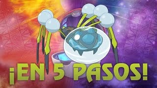 Araquanid  - (Pokémon) - POKÉMON SOL & LUNA: ¡ARAQUANID EN 5 PASOS! (Estrategia Pokémon SINGLES & VGC)