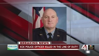 KCK police captain shot and killed