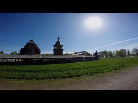 Церковь николая чудотворца при доме-музее ф.ф.конюхова