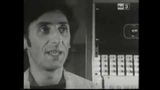 Franco Battiato anni 70 - intervista INTEGRALE