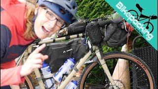 Bikepacking Set Up | Franconia | MTBTravelGirl