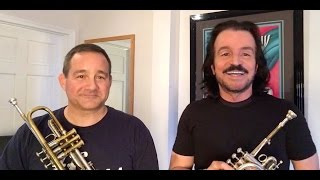 Yanni: Master Class with Jason Carder on trumpet