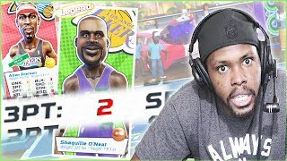 NBA Playgrounds Tournament Ep.6 - THIS GAME IS CHEATING!