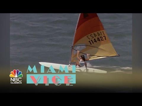 Video trailer för Miami Vice - Original Show Intro | NBC Classics