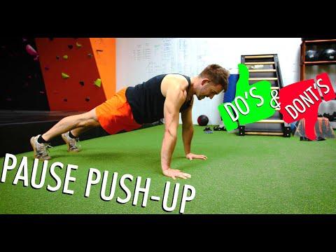 Pause Press-Up