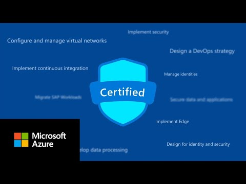 Advance your career with Microsoft Certifications for Azure - YouTube