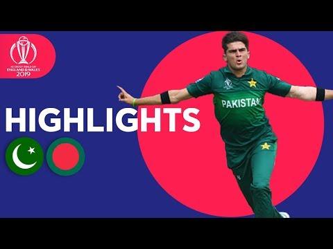 Pakistan vs Banglade