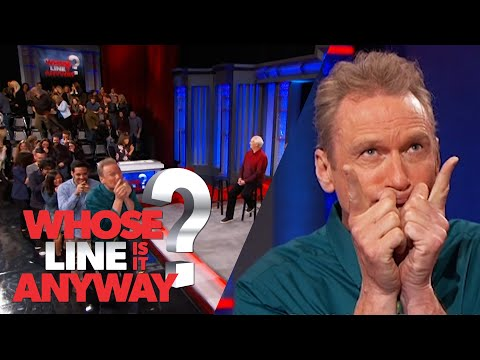 Seznamka: Spousta mravenců - Whose Line Is It Anyway?