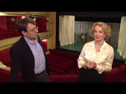 Visite du Théâtre Montparnasse La Chaîne Théâtres