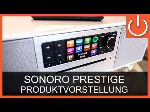 Sonoro Prestige Produktvorstellung - THOMAS ELECTRONIC Online Shop -