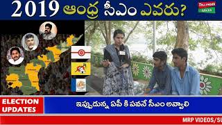 Genuine Public Talk On AP Elections 2019 | Who Will Become The Next CM In AP 2019 | Tollywood Nagar