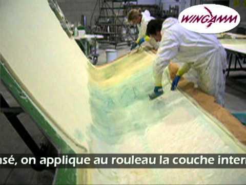 Wingamm - Camping-car monocoque en polyester depuis 1977 (FR)