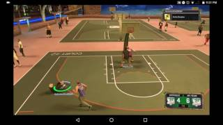 NBA2K17 MY PARK HIGHLIGHTS