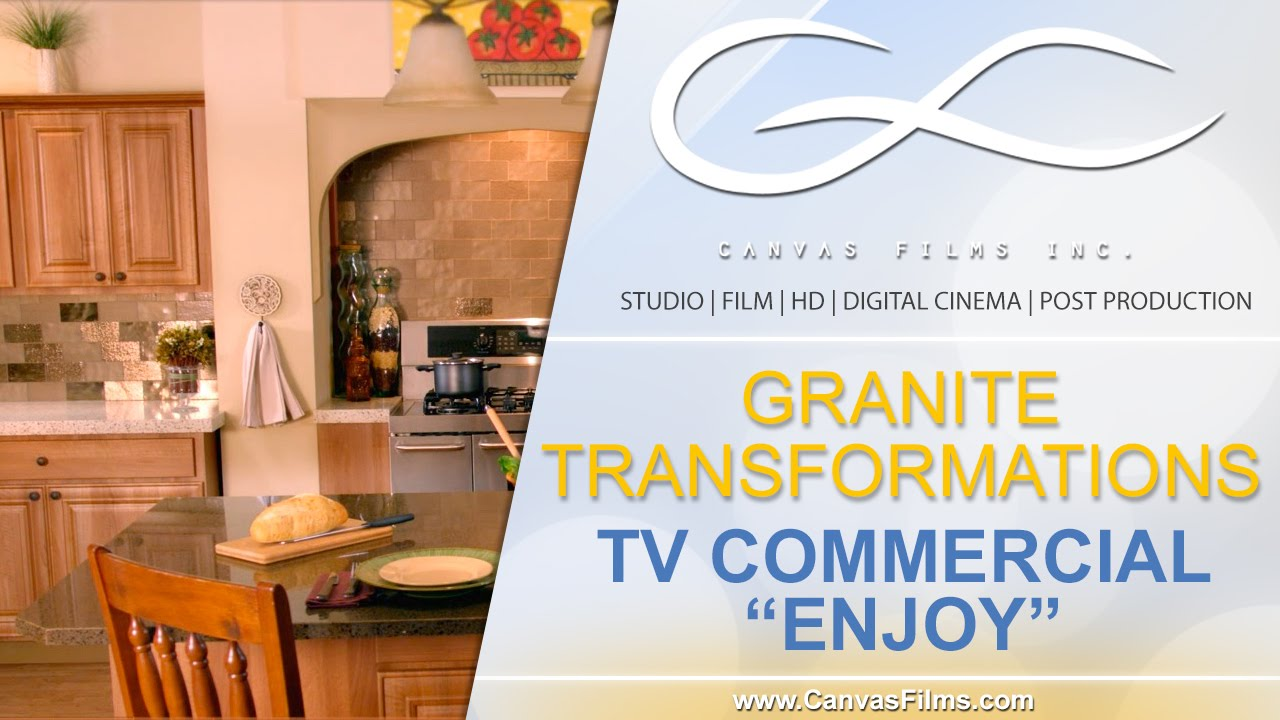 Granite Transformations commercial