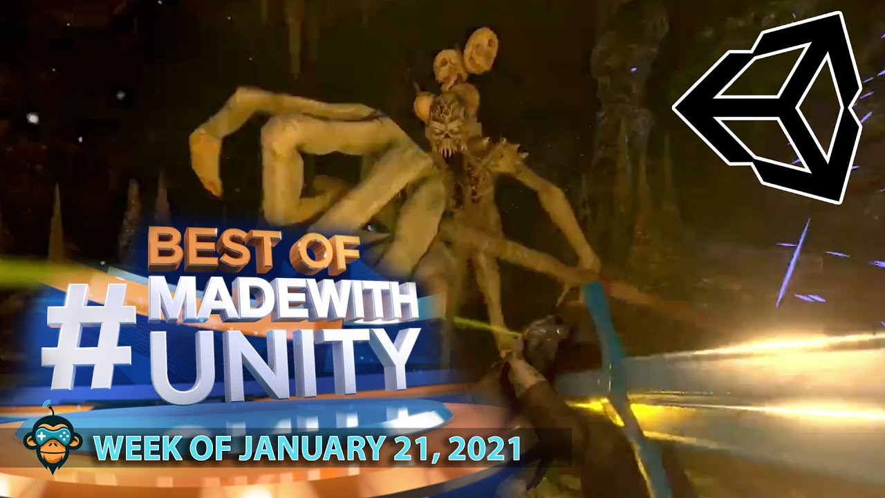 BEST OF MADE WITH UNITY #112 - Week of January 21, 2021