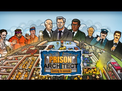 Prison Architect coming to Xbox One, PlayStation 4 and Xbox 360!...