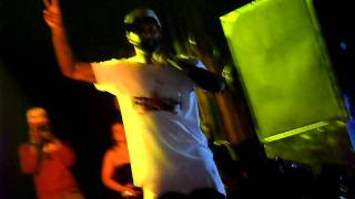 Joe Budden Real Estate, Walk With Me, & Come Along Live at Irving Plaza