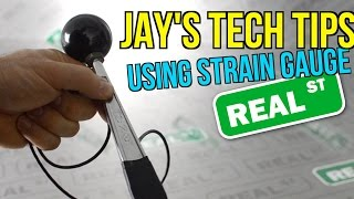 How to Shift Quicker Using a Strain Gauge - Jay's Tech Tips - Real Street Performance