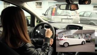 Merőleges Parkolás Balra Előre (direkt Elrontva) - Bilux-Udvardi Autósiskola