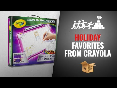 Save Up To 35% On Select Holiday Favorites From Crayola | Early Black Friday Deals