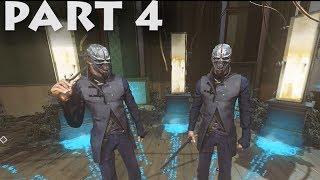 Dishonored 2 - Corvo with Emily Powers Part 4/Creative Kills Gameplay (New Game Plus)