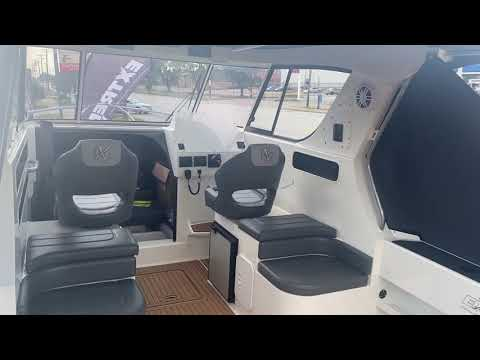 Extreme Boats 795 Game King 26 video