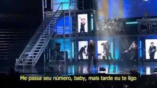 Chris Brown - I'll Call Ya (Live in Nashville) [Legendado]