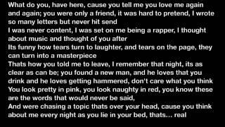 Witt Lowry  Move On Lyrics