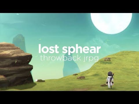 Lost Sphear Review | A Love Letter to JRPG Fans | PS4, PC, Switch