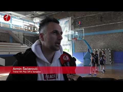 Košarkaški turnir prijateljstva u sklopu projekta