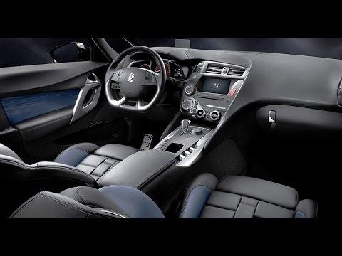Novidade Novo Citroën DS5 2016 - Interior e Exterior - (Canal Force Drive)