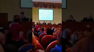 Встреча председателей ТСЖ и ЖСК(Невский район) с представителями МПБО-2 (региональным оператором).