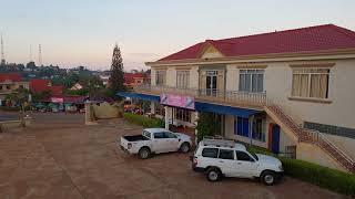 preview picture of video 'Mondolkiri province, Morning, Nice view from Hotel, Fresh morning, Mondolkiri Cambodia'