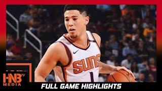 Sacramento Kings Vs Phoenix Suns Full Game Highlights / Week 2 / 2017 NBA Season