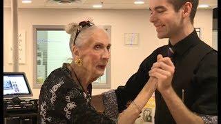 One last dance for senior in poor health