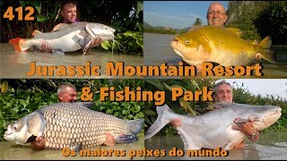 Jurassic Mountain Resort - Fishingtur na TV 412