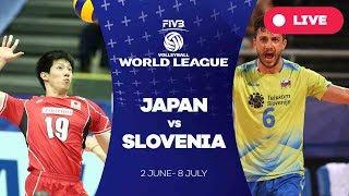 JapanvSlovenia-Group2:2017FIVBVolleyballWorldLeague