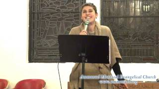 Kingdom Fire Conference - Testimony - Ammanuel Montreal Evangelical Church