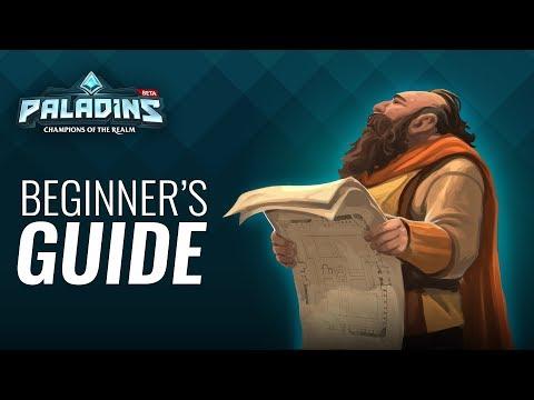 Paladins_beginner's guide 新手必看 未玩過的快到steam試試