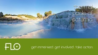 018 - Thermal Pools of Saturnia