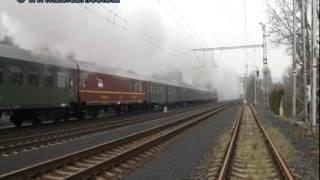 preview picture of video '35 1097-1 DB Roztoky u Prahy 7.12.2014 ,Mikulášská jízda do Prahy'