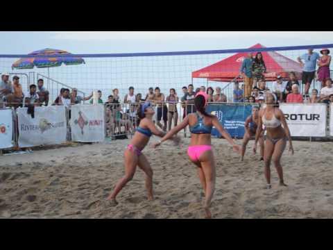 Copa Guayabitos de voleibol de playa 2017