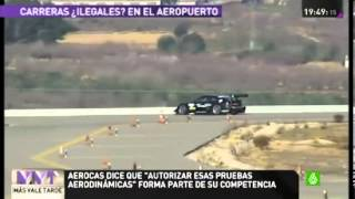 preview picture of video 'Irregularidades en el contrato Aeropuerto Castellón PSPV-PSOE. Mª José Salvador'