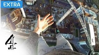 Hanging on a Crane | Don't Look Down | Channel 4