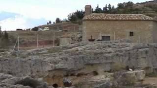 preview picture of video 'Fuentes(Cuenca) aledaños: La Atalaya'