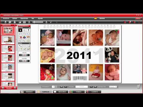 Software Fotoprix - Kalender In 5 Minuten