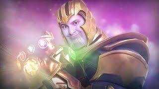 Fortnite Thanos [N7] فورت نايت : 😈👌  جلد ثانوس